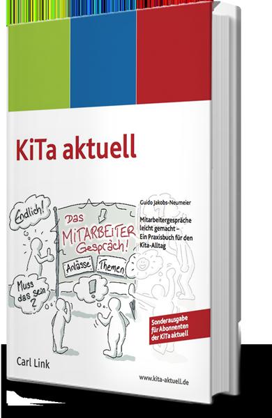 Mitarbeitergespräche in der Kita - Praxisbuch